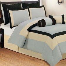Verona Hotel 8 Piece Comforter Set