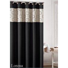 Lorena Shower Curtain