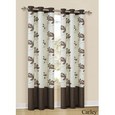 <strong>DR International</strong> Carley Grommet Curtain Single Panel