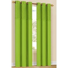 Annecy Grommet Curtain Panel (Set of 2)
