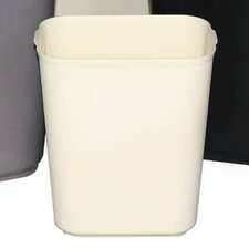 Commercial Fiberglass Fire-Resistant Trash Can
