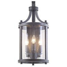 Niagara 3 Light Outdoor Wall Sconce