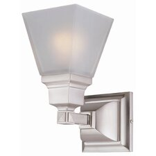 Aurora 1 Light Bath Vanity Light