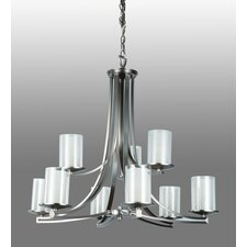 <strong>DVI</strong> Essex 9 Light Chandelier