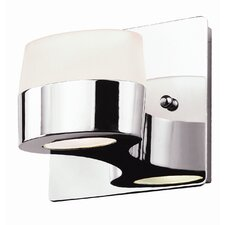Europa 1 Light Wall Sconce