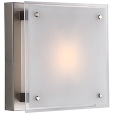 Helios 1 Light Flush Mount