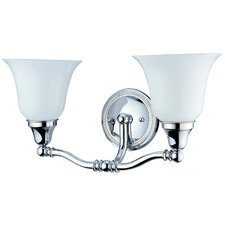 Jubilee 2 Light Bath Vanity Light
