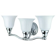 Jubilee 3 Light Bath Vanity Light