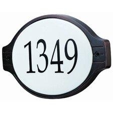 Media Address Plate