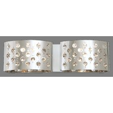 Moonguard 2 Light Bath Vanity Light