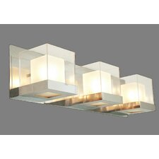 <strong>DVI</strong> Narvik 3 Light Bath Vanity Light