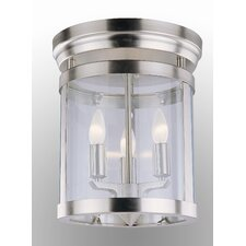 Niagara 3 Light Flush Mount