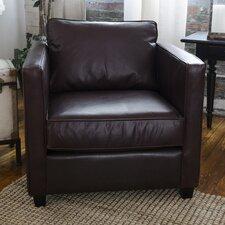 Urban Top Grain Leather Standard Arm Chair