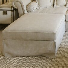 <strong>Elements Fine Home Furnishings</strong> Bella Standard Ottoman