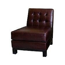 Lars Top Grain Leather Standard Chair