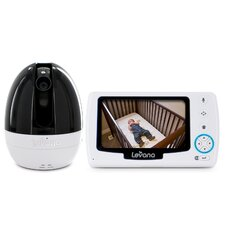"Stella 4.3"" Baby Video Monitor with PTZ"