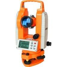 Electronic Digital Theodolite Five Second