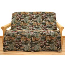Travel Skirted Slipcover