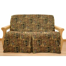 Bombay Skirted Slipcover