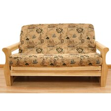 New World Futon Slipcover