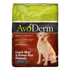 Natural Lamb Meal and Brown Rice Adult Formula Dry Dog Food