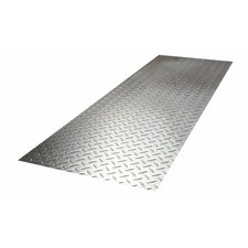 <strong>Alligator Board</strong> Aluminum Diamondplate Kickboard