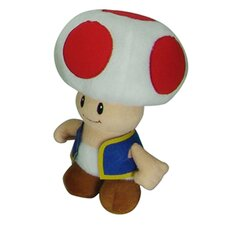 Super Mario - Toad Plush