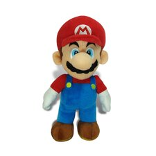 <strong>Goldie Marketing</strong> Super Mario Large Mario Plush