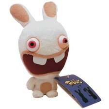 "Rabbids 6"" Plush Toy"