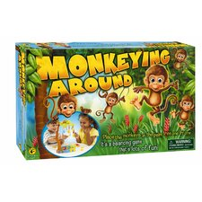 Monkeying Around Board Game