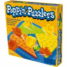 Poppin' Puzzlers Game