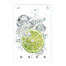 Magnet-Schlüsseltafel Limone