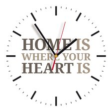 Uhr Home is…