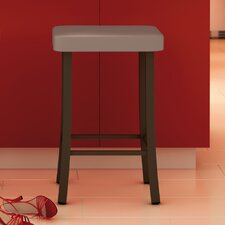 "<strong>Amisco</strong> Urban Style 24"" Ryan Bar Stool (Set of 2)"