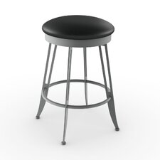 """Library Luxe Style Phylo 26"""" Swivel Bar Stool"""