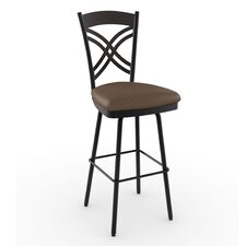 Countryside Style Chain Swivel Stool