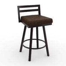 "Urban Style 30"" Derek Swivel Bar Stool"