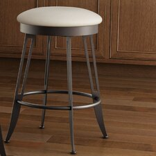 "Library Luxe Style 30"" Phylo Swivel Bar Stool"