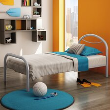 Polo Twin Metal Headboard/Footboard