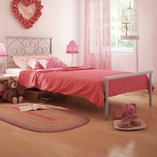 Love Twin Metal Headboard/Footboard