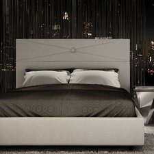 Diamond Upholstered Bed