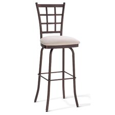 "Jamie 26"" Swivel Counter Stool"