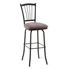 "Naomi 26"" Swivel Counter Stool"