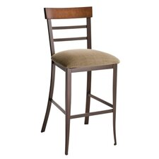 "America 30"" Cate Upholstered Bar Stool"