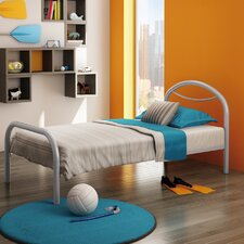<strong>Amisco</strong> Polo Twin Steel Bed