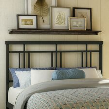 Cottage Metal Headboard