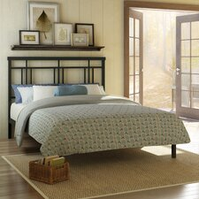 Cottage Platform Bed