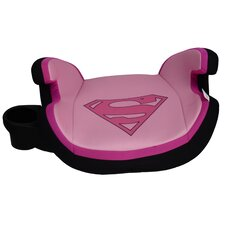 Supergirl Deluxe No Back Booster Seat