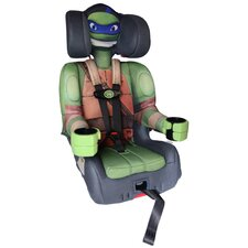 Ninja Turtle Harness Booster Seat