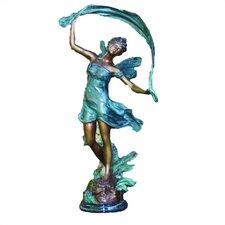 Dancing Faerie Statue